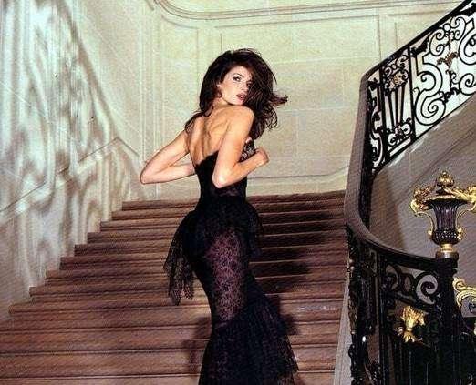 Little black dress luxury treatments and sports