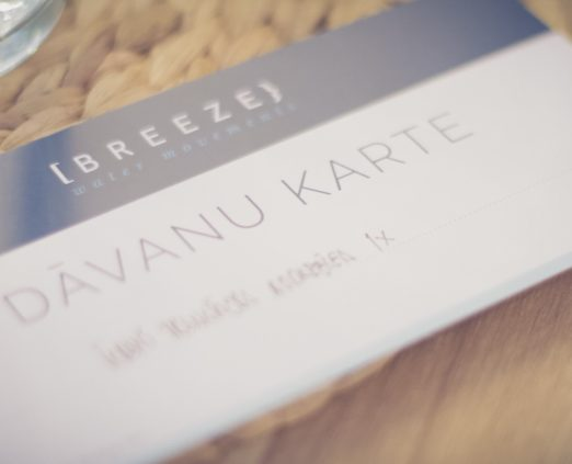 Breeze Gift card is the best gift for any occasion
